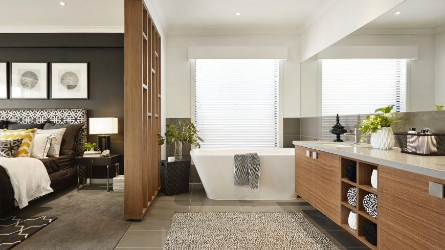 Baño Para Dormitorio:Diseño-de-cuarto-de-baño-de-dormitorio – Constructora Paramount