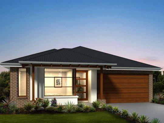 Casa de un Nivel Modelo 04