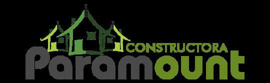 Logo Constructora Paramount x2