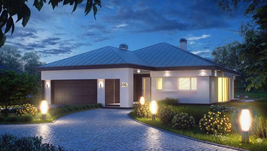 Dise os ejemplos archivos constructora paramount - Tejados de casas modernas ...