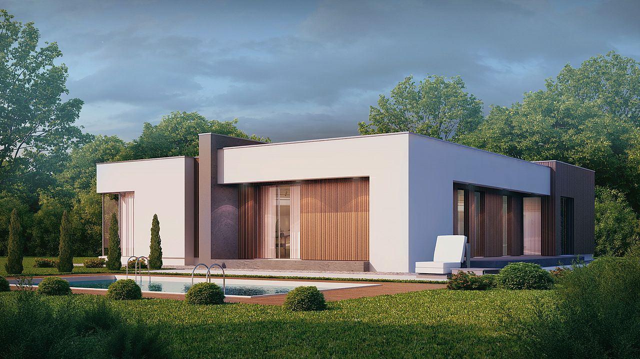 Casa Moderna Con Hermoso Dise O Exterior E Interior 3 Dormitorios Constructora Paramount