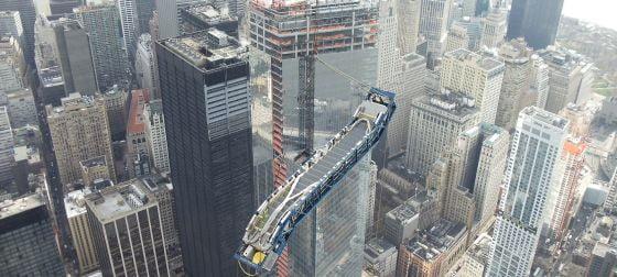 El ascensor más rápido de América: 102 pisos en apenas un minuto | Constructora Paramount