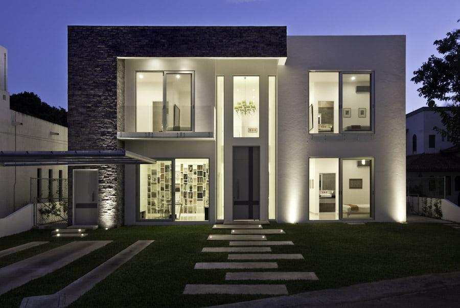Estilos de casas favoritas en la actualidad constructora - Estilos de casas modernas ...