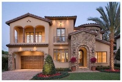 Estilos de casas favoritas en la actualidad constructora - Fotos de casas modernas por fuera ...