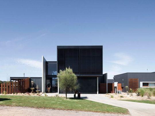 Diseño de Casa Contemporánea de Dos Niveles | Constructora Paramount