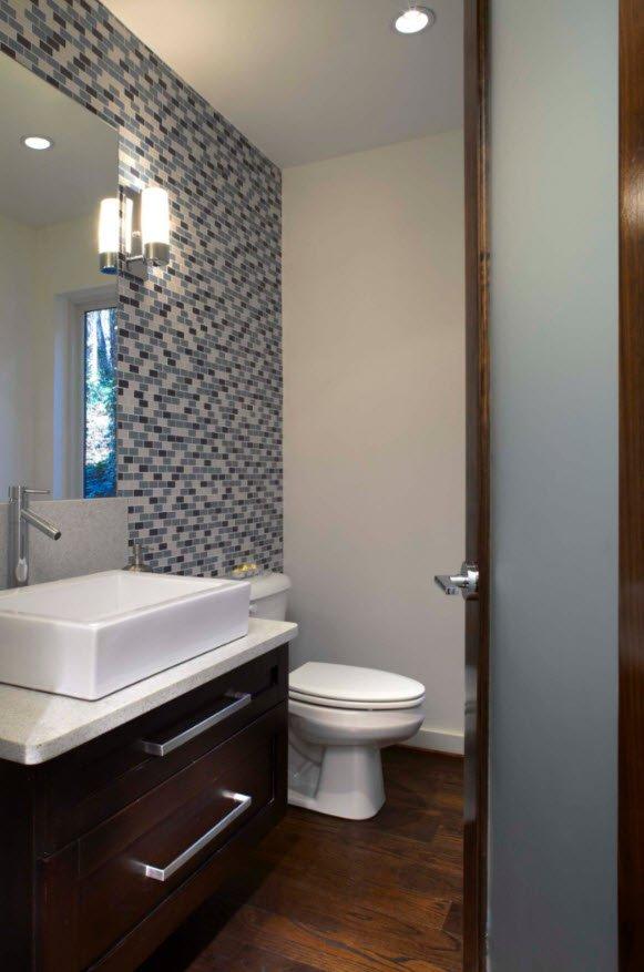 Diseños de baños e ideas modernas #1 - Constructora Paramount