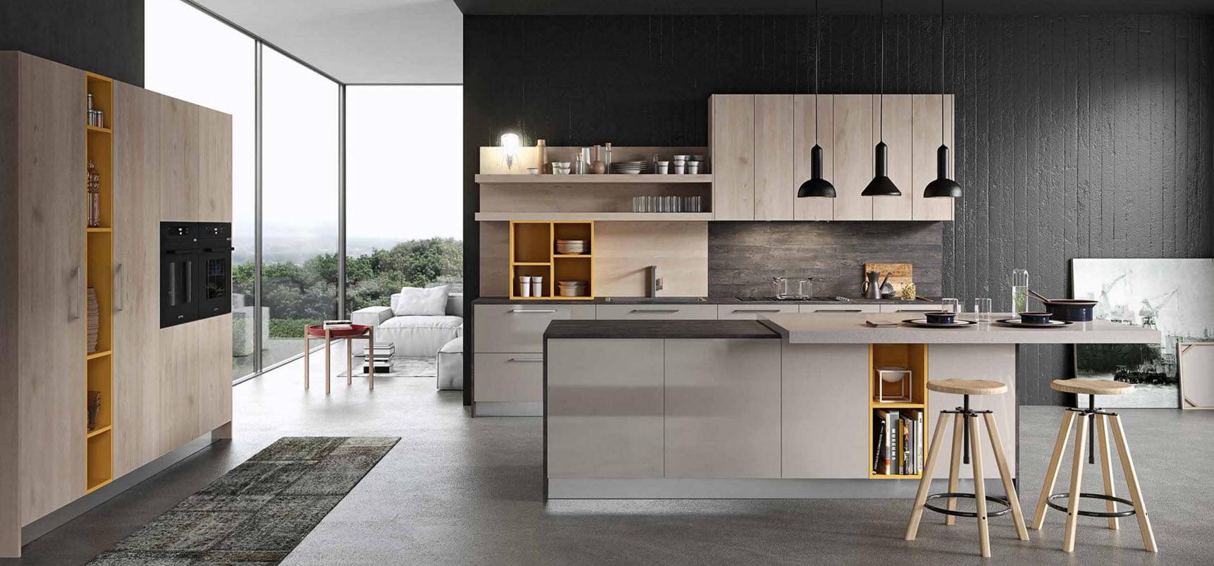 Ideas de cocinas modernas #1   Constructora Paramount