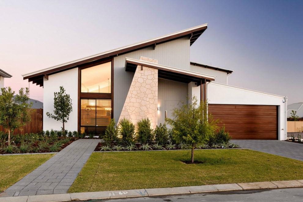 Diseño de Casa de 1 Nivel #15 | Constructora Paramount