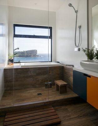 Diseño del cuarto de baño
