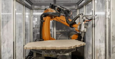 Edificio fabricado por Robots | Constructora Paramount