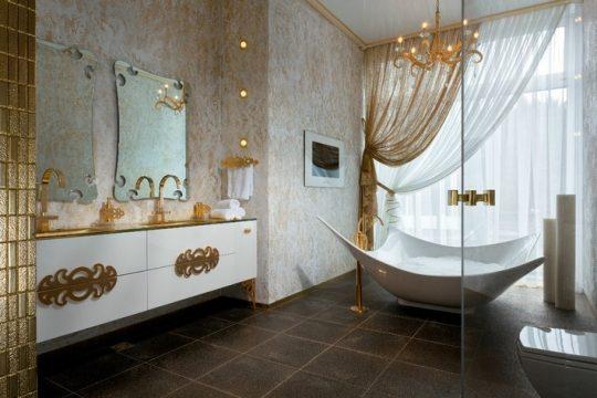 Baños de ensueños y modernos | Constructora Paramount