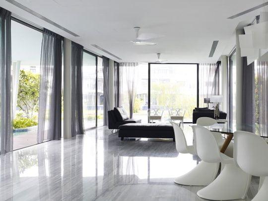 Casa de 2 Niveles - Excelente Diseño Moderno   Constructora Paramount