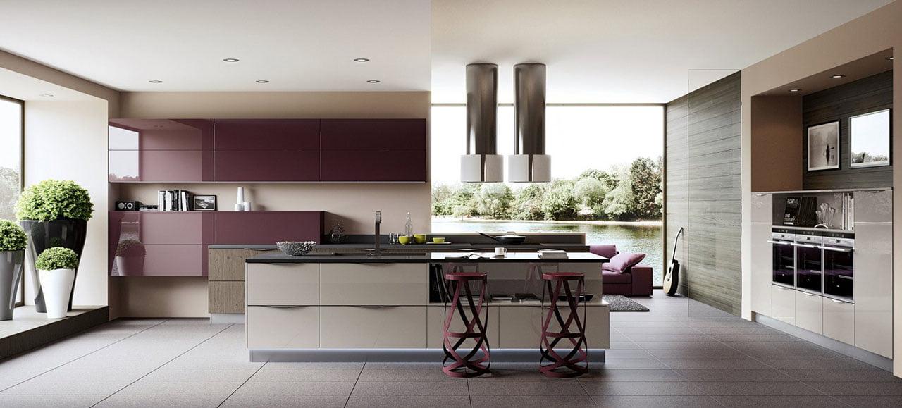 Diseño-de-cocina-contemporánea-al-estilo-arte-pop-2 - Constructora ...