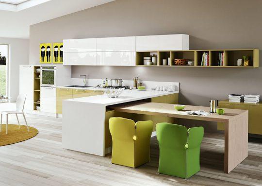 El color verde le da frescura a los ambientes, si a esto le agregamos un cuadro con estos tonos de colores puedes conseguir un gran efecto visual