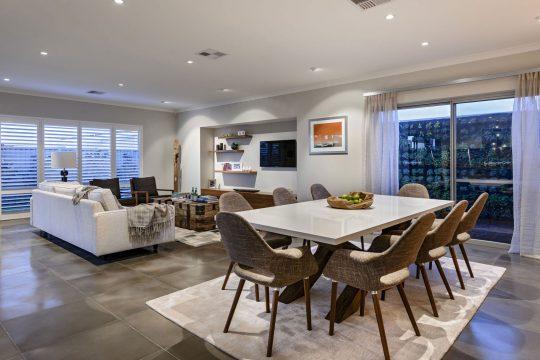 Casa moderna de dos pisos con hermoso diseño | Constructora Paramount