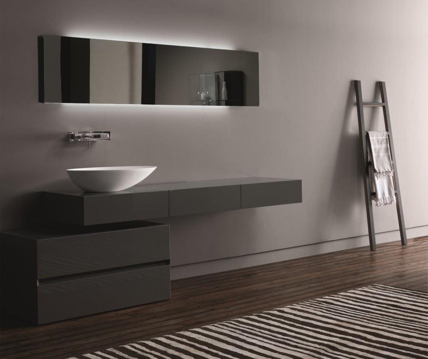 7 Diseños de cuartos de baño modernos - Constructora Paramount