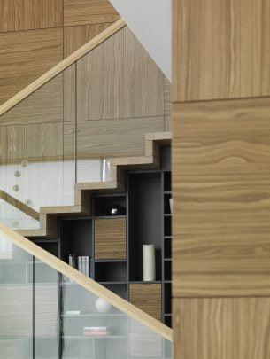 Casa moderna de 2 niveles #2 | Constructora Paramount