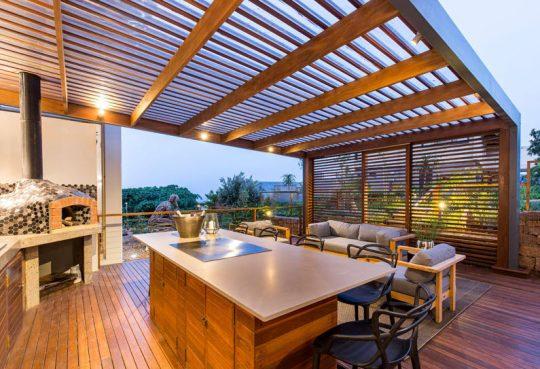 Casa en armonía con la naturaleza y el arte | Constructora Paramount