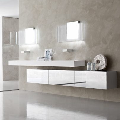 7 Diseños de cuartos de baño ultra modernos | Constructora Paramount
