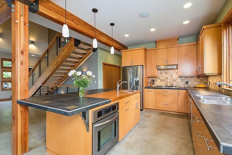 Diseno De Casa Moderna En La Montana Constructora Paramount