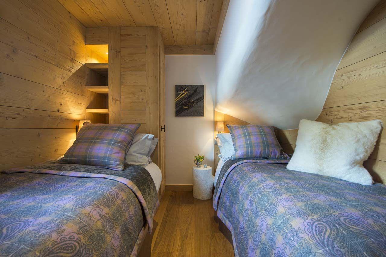 Diseño de dormitorio doble