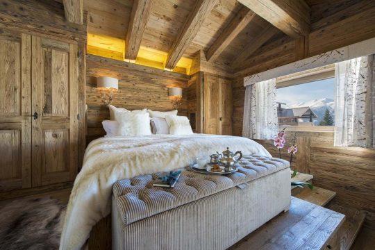 Diseño de dormitorio principal