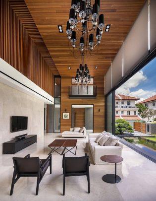 Diseño de la sala