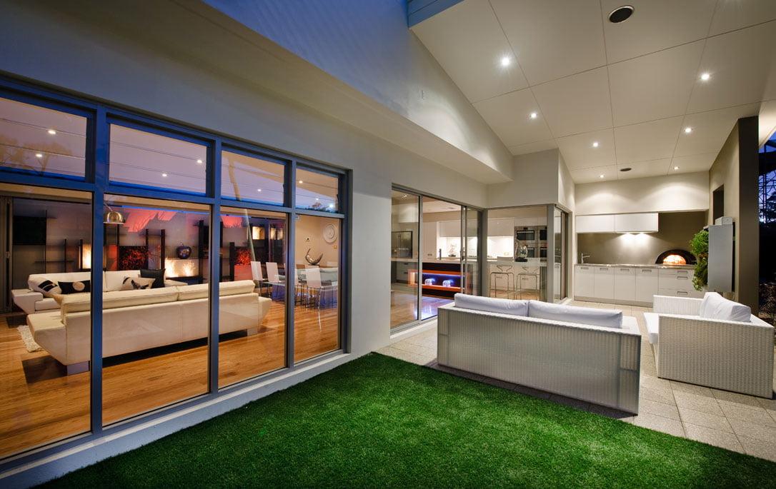 Moderna Casa De 2 Pisos Diseño Que Te Inspirará