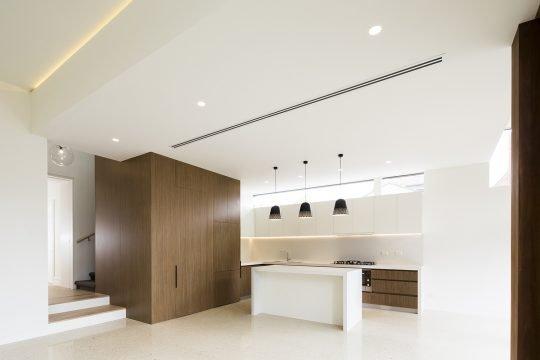 Casa Moderna de 1 Nivel   Constructora Paramount