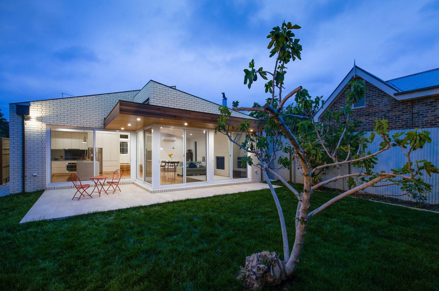 Vista de fachada – Diseño: ITN Architects   Fotos: Patrick Rodriguez