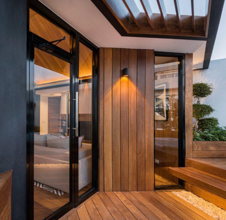 Construcción de terraza en la azotea o en un patio   Constructora Paramount