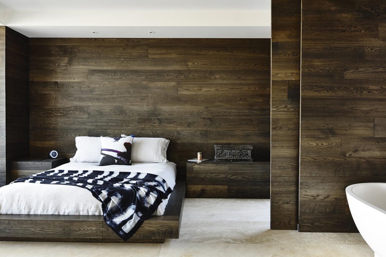 Diseño del dormitorio principal