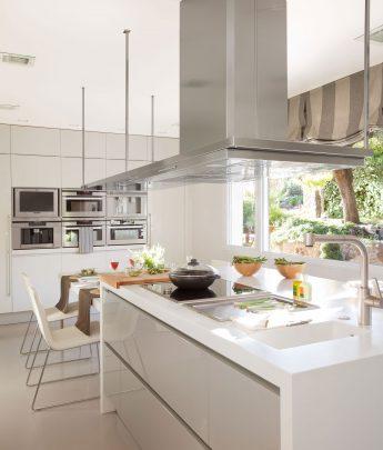 Cocina con isla: la mejor opción!! | Constructora Paramount
