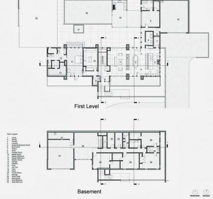 Planos de la casa (click en la imagen para ampliarla)
