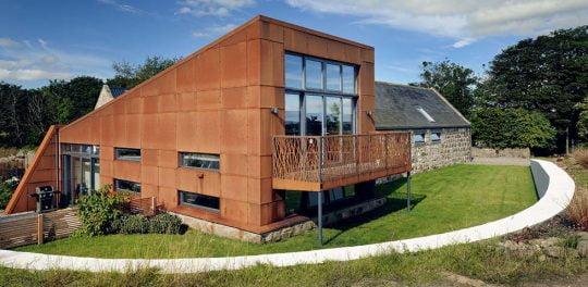14 Ideas modernas de diseño de extensión de vivienda