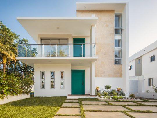 Villa Acqua una hermosa propiedad construida en Perla Marina por Constructora Paramount, Sosúa, Puerto Plata, República Dominica.